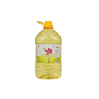 Picture of Fortified Soyabean Oil (PUSTI/RANNA)- 5 ltr.