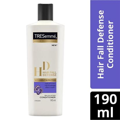 Picture of Tresemme Conditioner Hair Fall Defense 190ml
